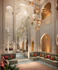 intercon – Hotel Shaza Riyadh