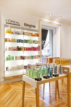 The Beauty Boutique es el flag ship de RIZOS. Un salón de alta peluquería en madrid donde cada visita es una nueva experiencia