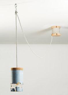 Dragos Motica's Slash Lamp