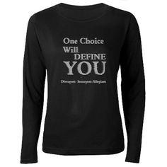 Divergent T-shirt #four #tris