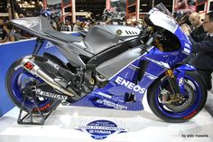 Moto-Gp Yamaha of Jorge Lorenzo