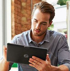 Do more with three devices in one. The Dell Venue Pro 11 combines the portability of a tablet, the power of a laptop and the experience of a desktop: http://www.dell.com/learn/us/en/19/campaigns/dell-venue-tablets-dhs-us