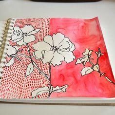 Dispatch From LA: sketchbook
