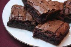 Skinny Fudgy Brownies | Tasty Points.