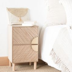 Bedside Drawers, Bedside Cabinet, Bedside Tables, Drawer Storage Unit, Spare Room, Bedroom Inspo, Interior Design Inspiration, Home Projects, Home Accessories