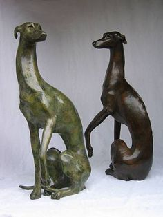 """Long Dogs"" Olivia Clifton-Bligh"