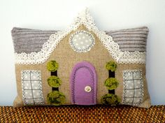 Sweet Dreams Cottage bedroom decor, Tooth Fairy pillow, lavender sachet