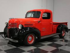 1946 Dodge Pickup Truck. ....Like going fast? Call or click: 1-877-INFRACTION.com (877-463-7228) for local lawyers aggressively defending Traffic Tickets, DUIs and Suspended Licenses throughout Florida