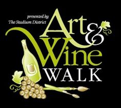 Who doesn't love wine? The Stadium District's 5th annual Art & Wine walk in Tacoma, WA will take place this Saturday, August 24th from 4-9pm! Enjoy local artists, original artwork, wines of the world, delicious hors d'oeuvres & so much more!