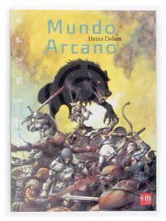 +12 Mundo arcano. Heinz Delam
