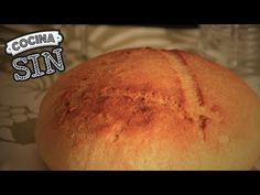 Cómo hacer pan sin gluten y sin lactosa de forma fácil - Cocina SIN - YouTube