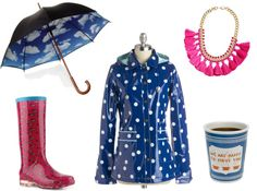 Fun accessories for those rainy days!