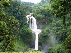 Limunsudan Falls Barangay Rogongon, Iligan City, in the Province of Lanao del Norte, Philippines, 55 kilometers away from the City proper. Filipino, Best Surfing Spots, Philippines Beaches, Philippine Art, Largest Waterfall, Mindanao, Big Island, Amazing Destinations, Trip Advisor
