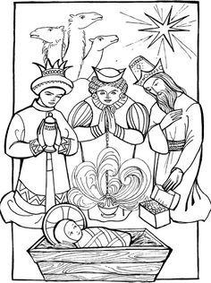 three magi crafts and coloring pages bildergebnis für three wise men gifts coloring coloring crafts pages magi coloring three and Christmas In Europe, A Christmas Story, Christmas Colors, Man Crafts, Bible Crafts, Online Coloring Pages, Coloring Books, Wise Men Gifts, Christian Crafts