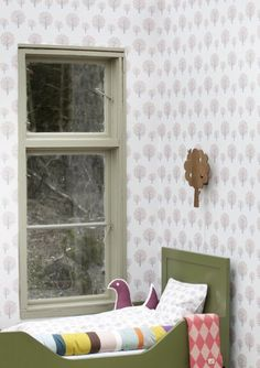 Wooden Lamps, beautiful wallpaper and soft textiles   ferm LIVING - se new catalogue here