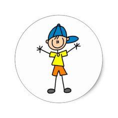 Ohmigosh I love these little stick figure kids! I want them ALL!!❤️❤️❤️❤️ --Jaye