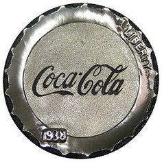 Steve Cox Hobo Nickel, Coin Art, Beer Caps, Great Life, Metal Detector, Steampunk, Coins, Carving, Pepsi Cola
