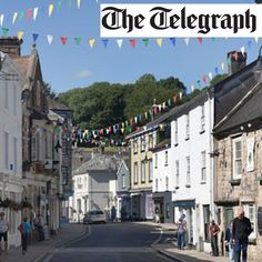 Ashburton, Devon named as affordable, beautiful and a gem #Ashburton
