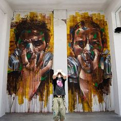 Breath taking examples of beautiful Street art