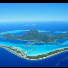Vanuatu; one of the hands down top places on my bucket list. I'd want to spend a couple weeks exploring all the beauty w/ Joe