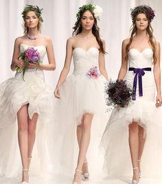 Vestidos de noiva para o verão