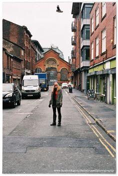 Edge Street Manchester  35mm  © Daniel Russell Photography  www.facebook.com/danielrussellphotography Manchester, Street View, Facebook, Photography, Image, Photograph, Fotografie, Photoshoot, Fotografia