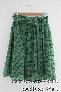 This is super cute. I don't normally like full skirts at all, but this one doesn't look too full