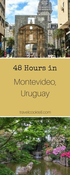 48 Hours in Montevideo, Uruguay | Travel Cook Tell  @michaelOXOXO @JonXOXOXO @emmaruthXOXO  #MAGICALURUGUAY