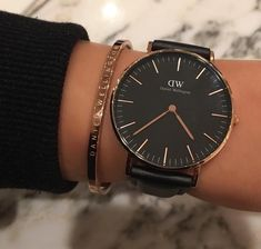 9eed03b50114 Daniel Wellington makes the most beautiful and elegant watches. Use my discount  code  IVYSAINT15