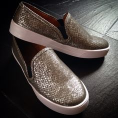 Slip-on shoes zapatos Fashion moda Medellín Colombia plata gris