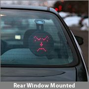 Drivemotion- would love this for all those that tailgate me.