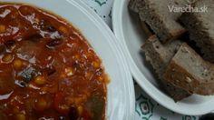 Vegetariánsky (vegan) mexický guláš (fotorecept) - Recept