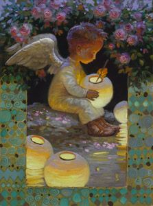 Victor Nizovtsev Paintings and Stories behind the paintings 2