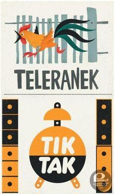 Kultowe programy – Tik- Tak czy Teleranek - który program był Waszym ulubionym? Poland People, Poland Country, Retro 2, My Childhood Memories, Do You Remember, Inner Child, Cheer Up, Old Toys, The Good Old Days