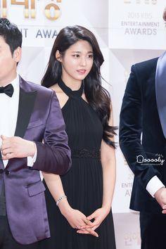 AOA 설현 Seolhyun 雪炫  2015 kbs 연예대상
