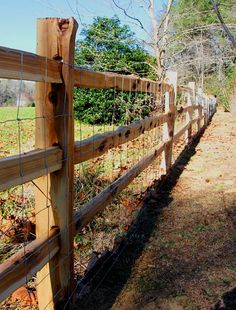 2x4 welded wire fence. Plain Wire Red Ceader Wood Post And Rail Fence With Hog Wire Attached I Would Use  Goat Fence Throughout 2x4 Welded Wire Fence