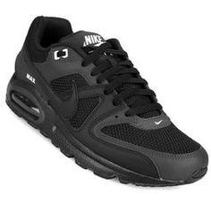fc9fd3460c9 Zapatillas Nike Air Max Command Leather - Negro