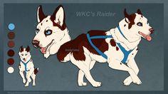 WKC's Raider by WagginKennelClub on DeviantArt