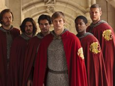 Knights of the Round Table - Merlin Wiki - BBC TV Series