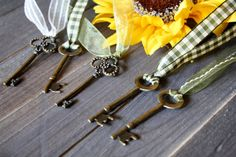 Your place to buy and sell all things handmade Under Lock And Key, Key Lock, Antique Keys, Vintage Keys, Old Keys, Key To My Heart, Key Necklace, Concierge, Clocks