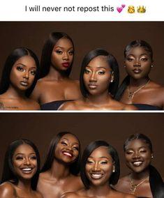 Black Girl Photo, Black Girl Art, Black Girls Rock, Black Girl Magic, Black Art, Glam Photoshoot, Photoshoot Themes, Beautiful Black Girl, Pretty Black Girls