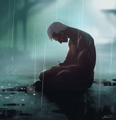 Blade Runner - Tears in rain by maskman626