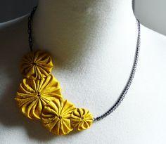 Necklace by Shanalee Hampton of Cookoorikoo