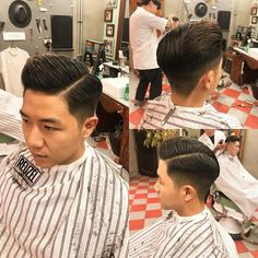 Men's Hairstyle, Hairstyle Ideas, Slicked Hair, Slick Hairstyles, Moustache, Haircuts For Men, Hair Cuts, Wallpaper, Hair Styles