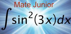 Integrales trigonometricos Sigueme en facebook como Mate Junior