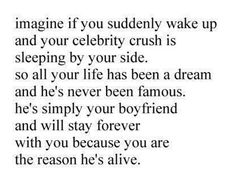 Omg I would cry<<<I would die of happiness then and there