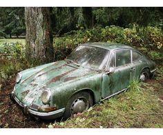 Porsche 911, 2,4, 2-dørs, 1973,
