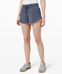"Choose a Side Mid-Rise Short 3"" | lululemon | Japan Lululemon, Casual Shorts, Gym Shorts Womens, Japan, Stuff To Buy, Shopping, Fashion, Moda, Fasion"