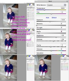 making your image pop in photoshop