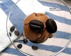 Шоколадно-кофейное мороженое с маскарпоне (без яиц)